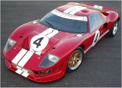 Ford Gt40 Kits And Bodies